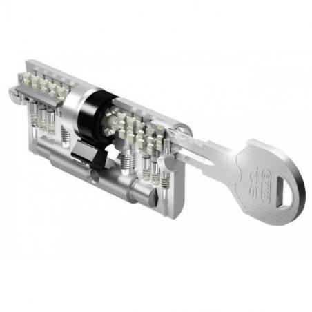 EVVA 4TB ICS 31/36 Ni 5kl. bezpečnostná vložka