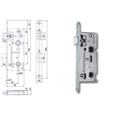 K111C  P-L 60/40/72 WC