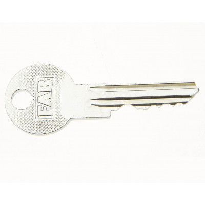 Polotovar kľúča FAB R originálny