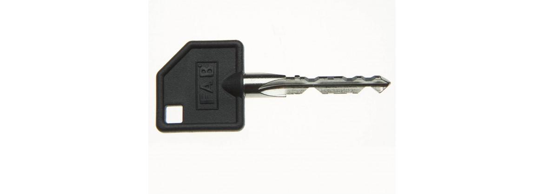 Bezpečnostné kľúče FAB (špeciálne)