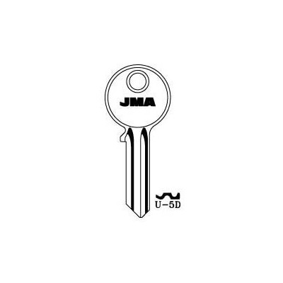 Kľúč UNIVERSAL U5D