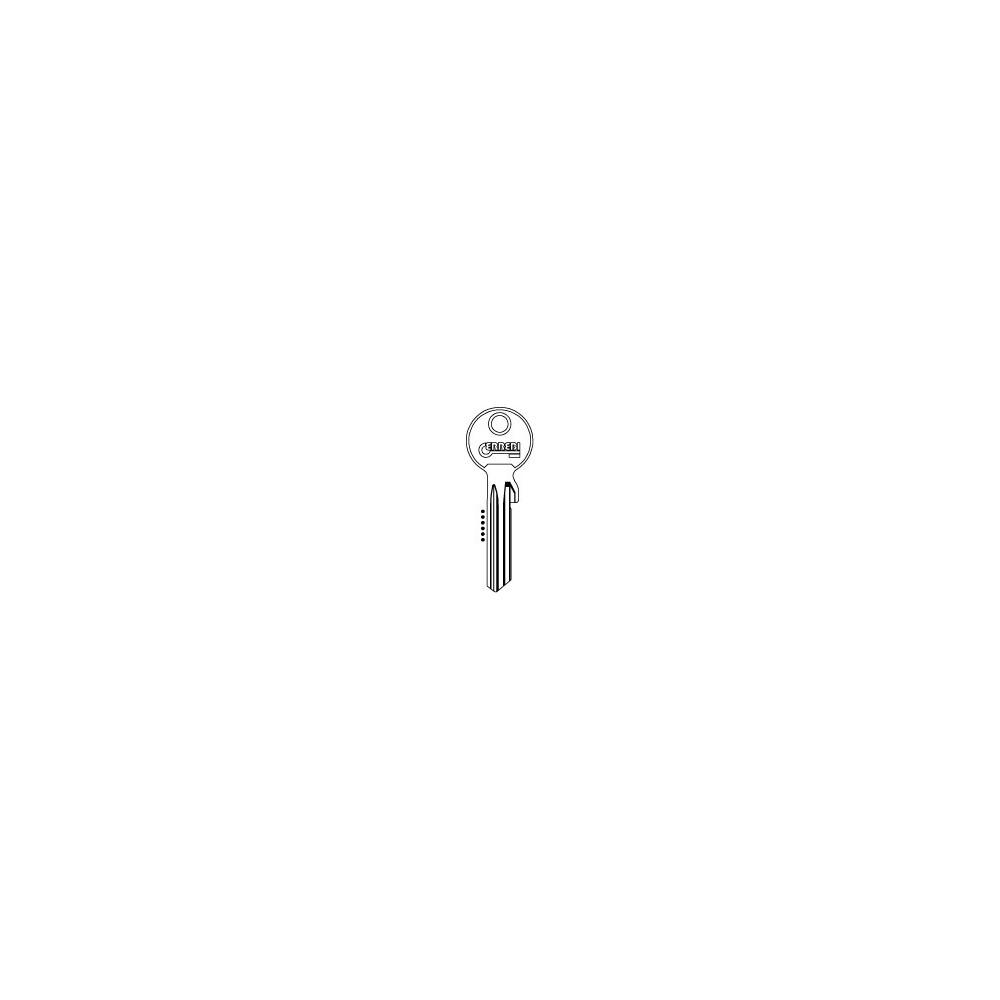 Kľúč GEGE GG6D 6-stavítkový kľúč