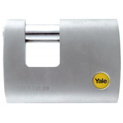 YALE Y124/70/115 bezpečnostný visiaci zámok