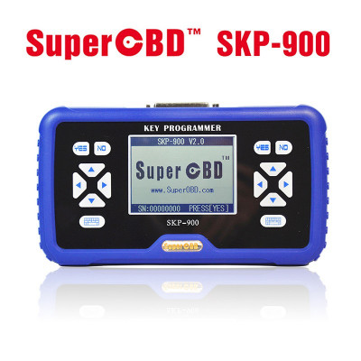 Stroje na kódovanie autokľúčov SKP900