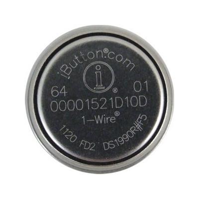 Magnetické kontaktné kľúče DALLAS 1990