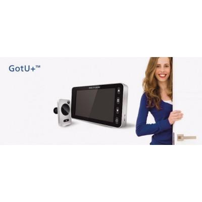 Digitálne kukátko MUL-T-LOCK GotU+