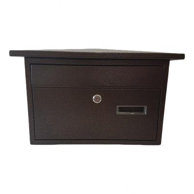Poštová schránka ZIPFER VEĽKÁ medená NO9 TX0028