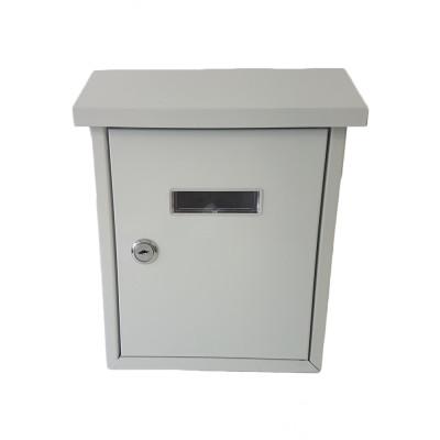 Poštová schránka MINI bielá NO.6
