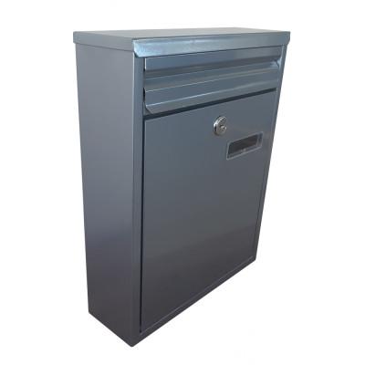 Poštová schránka NS NO.1 sivá TX0023
