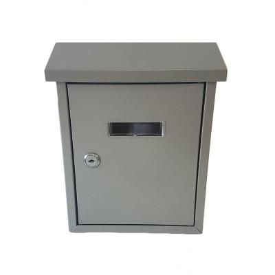 Poštová schránka MINI strieborná NO.6
