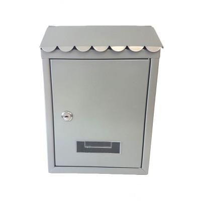 Poštová schránka TS0130 strieborná