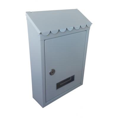 Poštová schránka TS0130 bielá