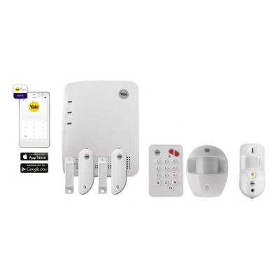 YALE ALARM SMART HOME LIVING SR-3800 GSM