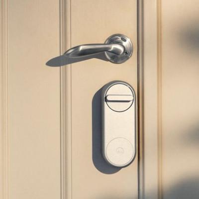 Yale Linus® Smart Lock Silver Strieborný