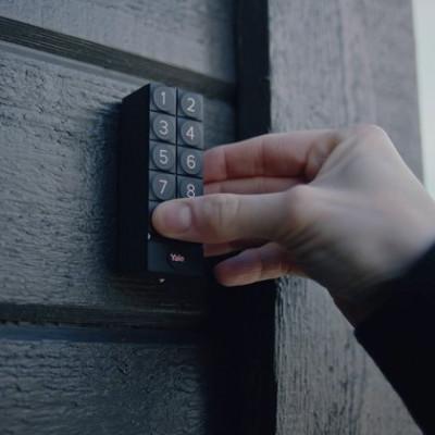 Yale Smart Keypad Lock Linus Klavesnica