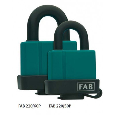 FAB 220/50P visiace zámky