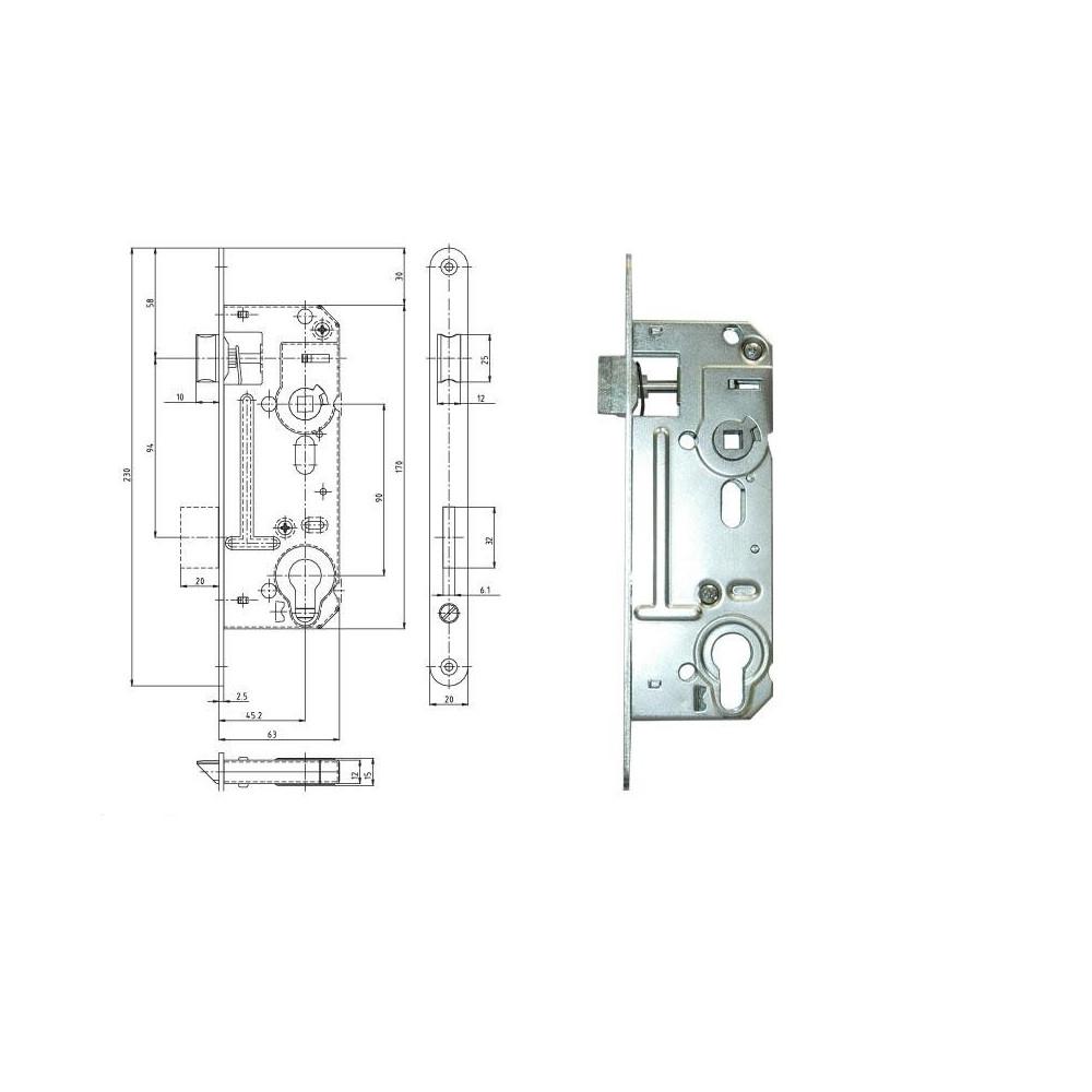 02-06 P-L BZn 63/45/90 FAB 5131